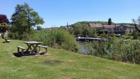 Aire de pique-nique de Pont-Sainte-Maxence