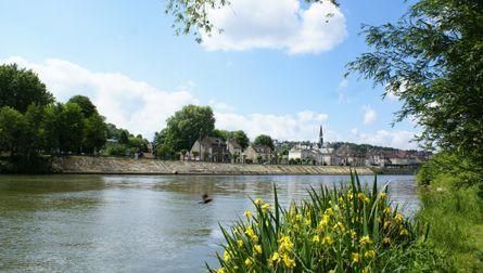 Pont-Sainte-Maxence - Senlis - Ermenonville