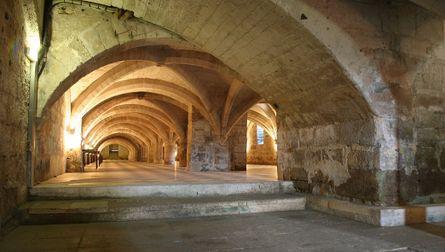 Visite de L'Abbaye Royale du Moncel