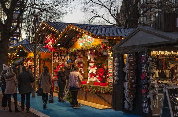 Marché de Noël : BRENOUILLE